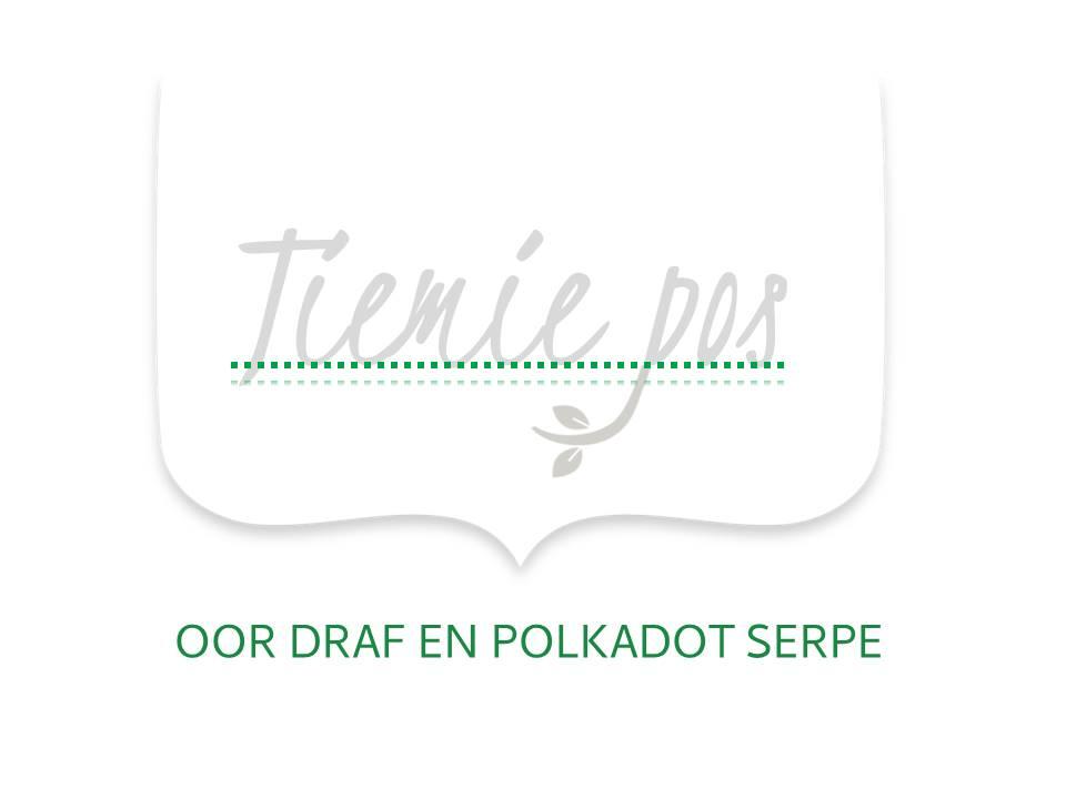 Tiemie pos logo grys