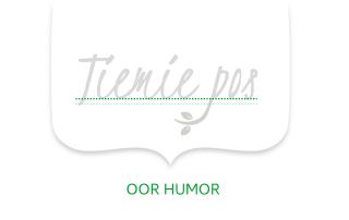 Tiemie pos logo grys groen 2 OOR HUMOR