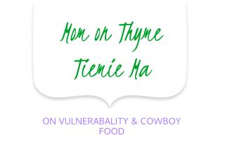 Mom on Thyme Cowboy