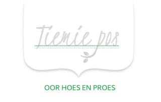 Tiemie pos logo grys groen 2 OOR HOES EN PROES