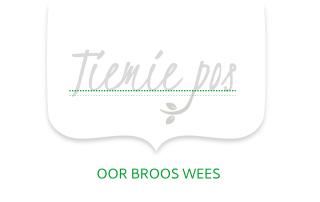 Tiemie pos logo grys groen 2 OOR BROOS WEES